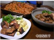 豚バラの角煮風ご飯