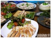 鶏胸肉のピカタご飯