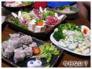キムチ鍋ご飯