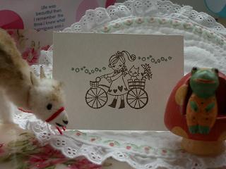 ふたりの自転車 003