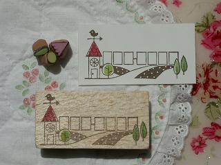 ・風景郵便枠 50