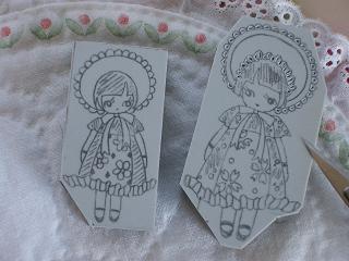 文化人形★大・小 50
