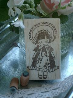夏の文化人形・小鳥Bonjour 024 ブ50
