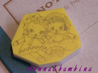 文化人形ペア 004 ブログ