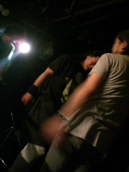 ライブ終了時