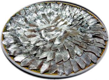 太刀魚のお刺身