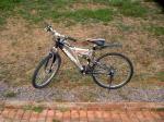 MYドリフト用自転車
