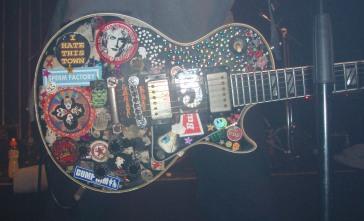 your guitar