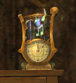 FF的置時計