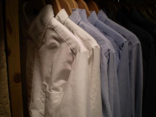 oxford shirt nyuuka