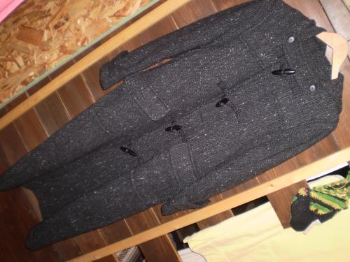 ralph lauren duffle coat