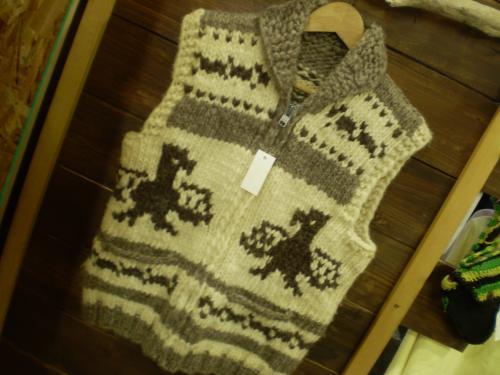 cowichan vest