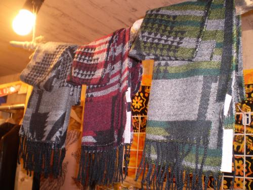 native pattern stall1