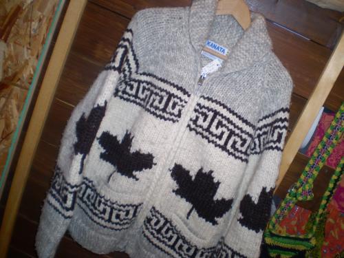 kanata cowichan knit 2