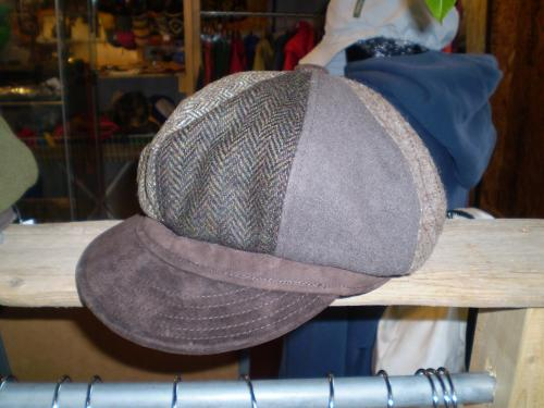 new york hat wool casket