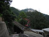 山頂の勾配(小)
