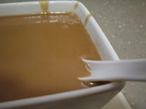 くるみと蓮の実のお汁粉(小)