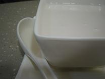 牛乳入り杏仁汁(小)