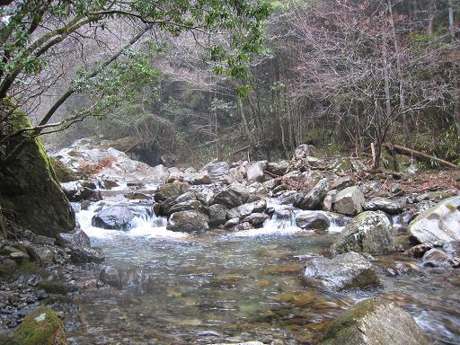 雨の澄川2