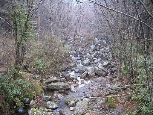 雨の澄川4