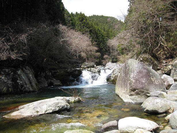 大名倉の滝