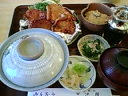 三辻屋・生姜焼定食
