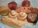 シャーデンフロー様からのお土産のパン