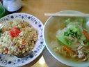 蔵王食堂・チャーハン&タンメン