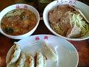 大らーめん福樹・味噌トロチャーシューつけ麺