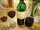 赤ワイン:2003サンタンヌ・ルージュ:フランス・ボルドー