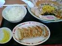 むらいち・みそ辛ラーメン(大盛り)トッピング(チャーシュー)&餃子&ライス