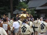 足利八坂神社八幡宮・夏祭り