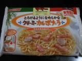 日清フーズ(株)マ・マーとろけるようになめらかなクリーミーカルボナーラ