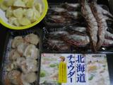 ハウス食品(株)北海道チャウダーえびポテトほたて貝