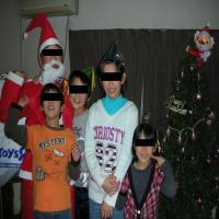2008・12月・クリスマスパーティー 003
