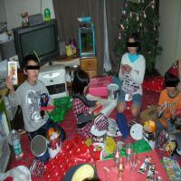 2008・12月・クリスマスパーティー 006