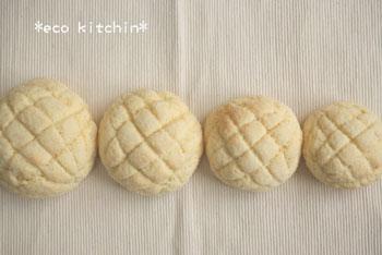 ぴったりメロンパン1