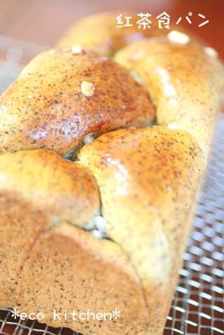 紅茶食パン