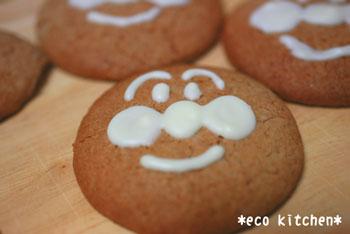 さくさくクッキー(アンパンマン)
