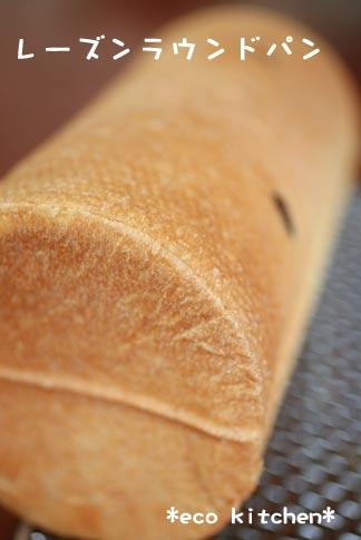 レーズンラウンドパン