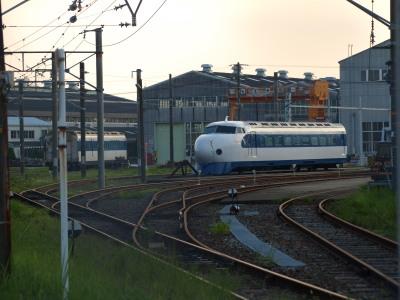 浜松工場新幹線0系-1