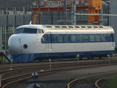 浜松工場新幹線0系-2