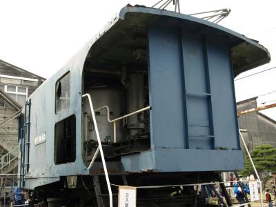 EF58-113広島車両所15