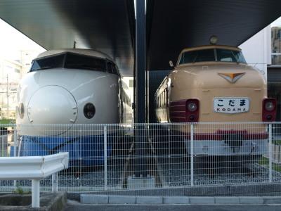 新幹線0系さよなら保存川崎重工4