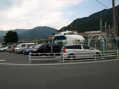 佐久間レールパーク駐車場1