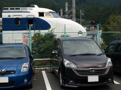 佐久間レールパーク駐車場3
