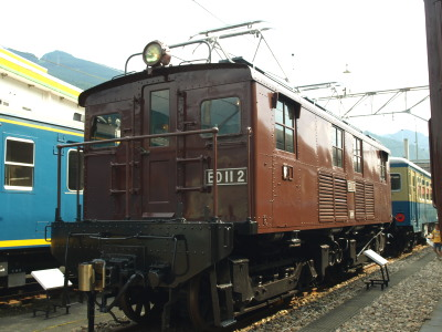 ED11形電気機関車1