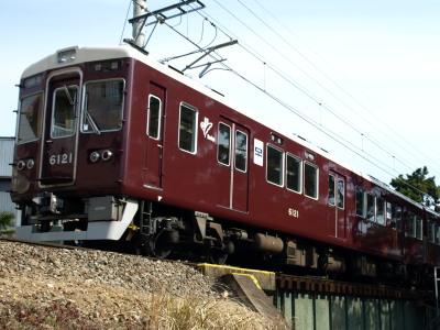 阪急6121
