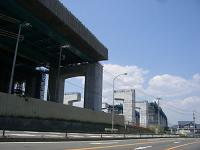 巨大事業 道路建設