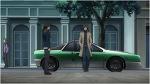 素敵な緑の車
